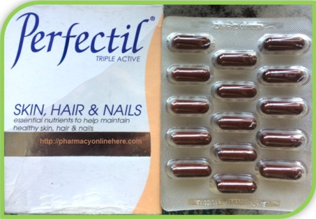 Perfectil Tablets Skin, Hair And Nails Uses, Dosage, Side Effects