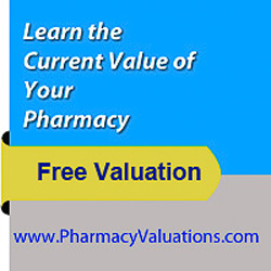 pharmacy, valuation, buy, sell,