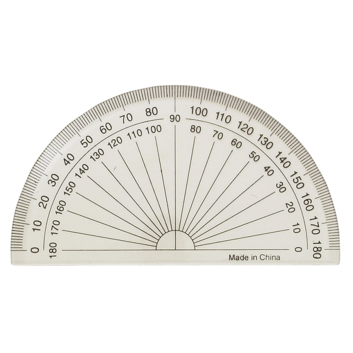 Cut Out Printable Protractor