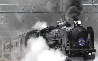 The social media steam train