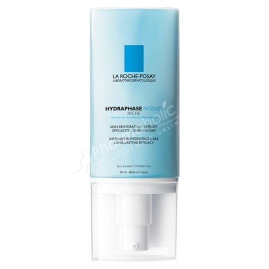 La Roche-Posay Hydraphase Intense Rich -50ml-