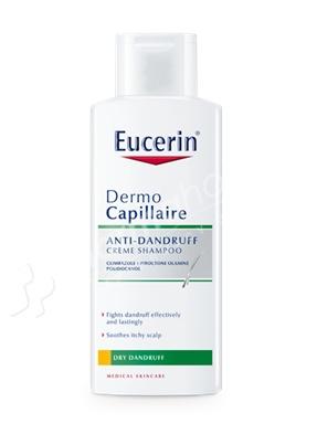 Eucerin DermoCapillaire Anti-Dandruff Cream Shampoo