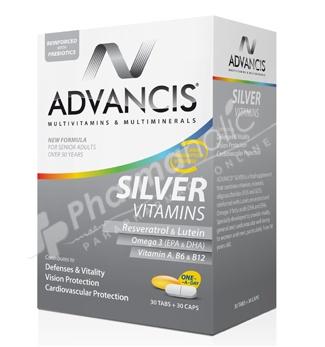 Advancis Silver Vitamins