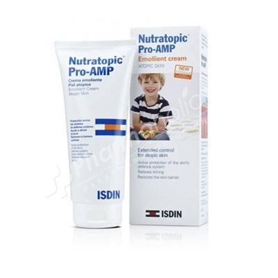 Isdin Nutratopic Pro-AMP Emollient Cream