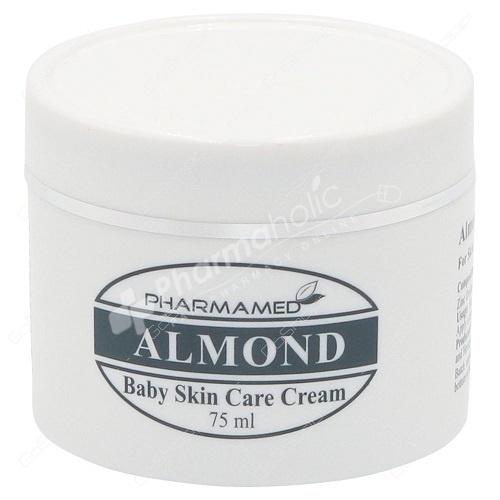 Pharmamed Almond Baby Skin Care Cream