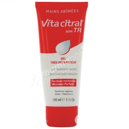 Vita Citral Soin TR Repairing Gel for Damaged Hands