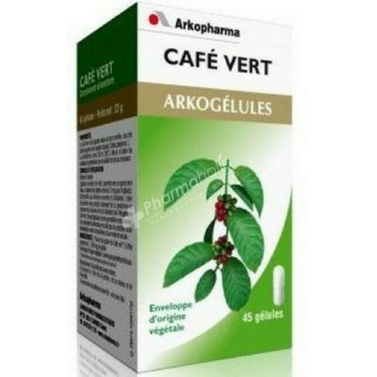 Arkopharma Arkocaps Green Coffee