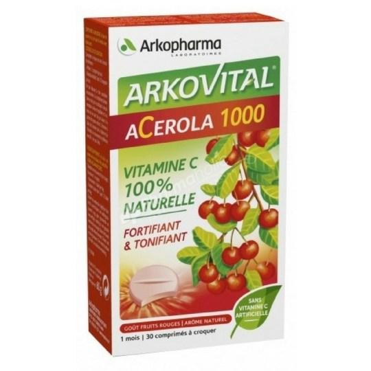 Arkopharma Acérola 1000