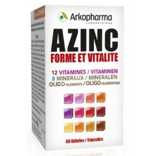 Arkopharma Azinc Form and Vitality