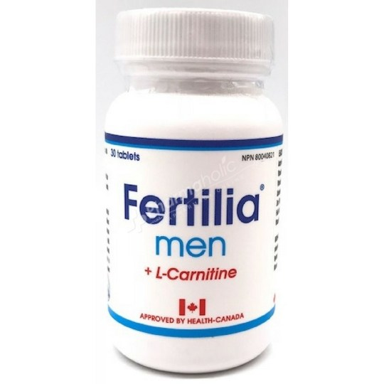 Fertilia Men + L-Carnitine