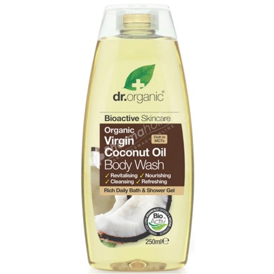 Dr.Organic Organic Virgin Coconut Oil Body Wash