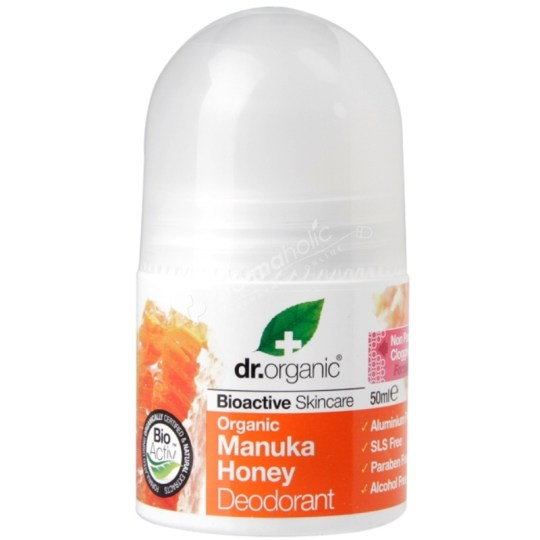 Dr.Organic Organic Manuka Honey Deodorant