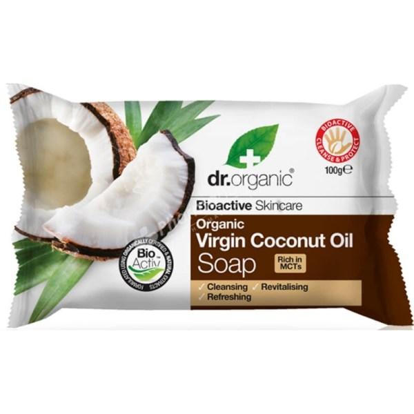 Dr.Organic Organic Virgin Coconut Oil Soap