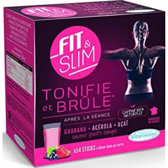 Vitarmonyl Fit & Slim Tonifies & Burns