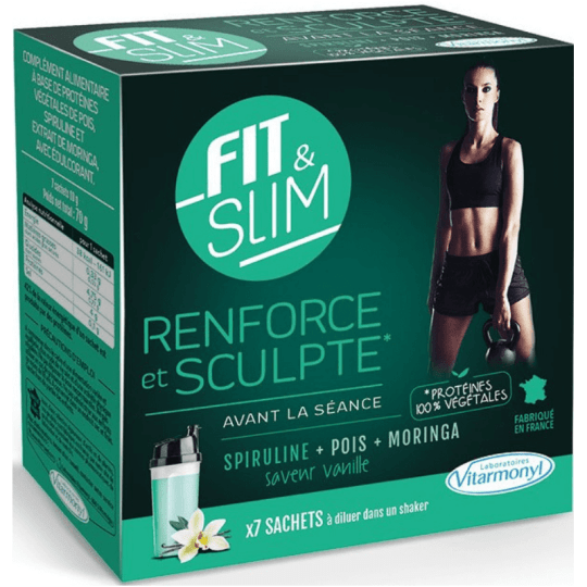 Vitarmonyl Fit & Slim Strengthens & Sculpts