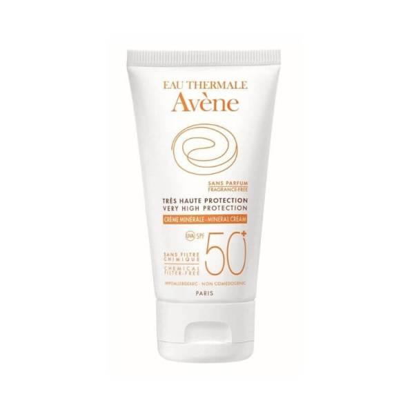 Avene Sunscreen Mineral Cream