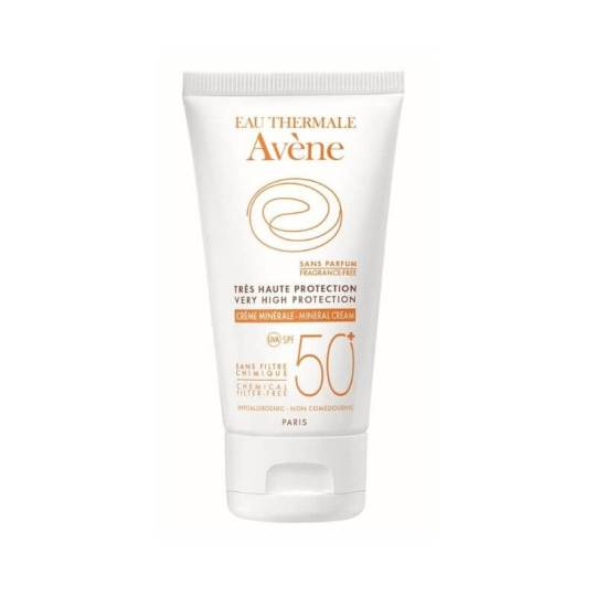 Avene Sunscreen Mineral Cream