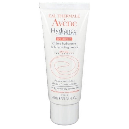 Avene UV Light Hydrating Cream
