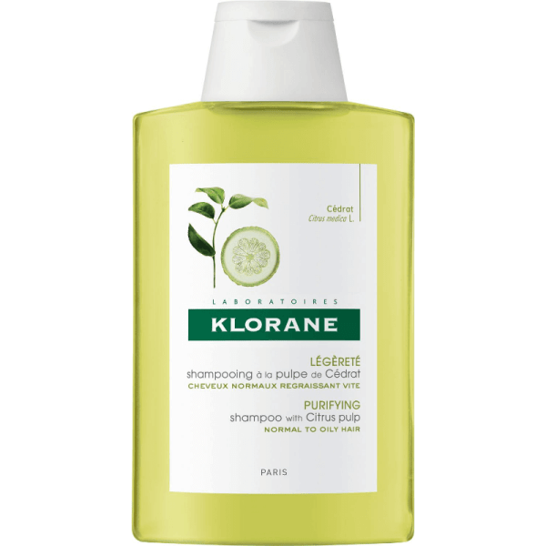 Klorane Purifying Shampoo with Citrus Pulp