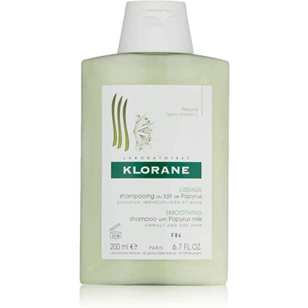 Klorane Smoothing Shampoo with Papyrus Milk