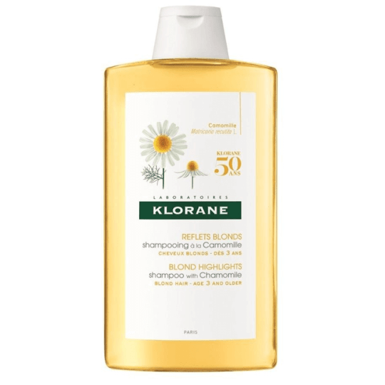 Klorane Blond Highlights Chamomile Shampoo