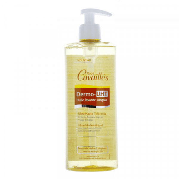 Roge Cavailles Dermo U.H.T Ultra Rich Cleansing Oil 500ml