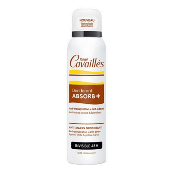 Roge Cavailles Absorb+ Invisible Spray 48H 150ml