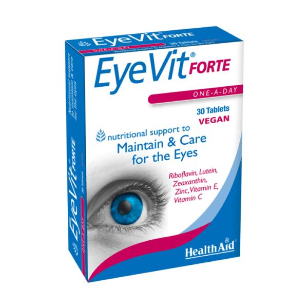 HealthAid EyeVit Forte Tablets