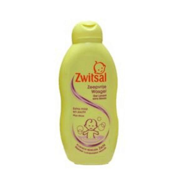 Zwitsal Soap Free Washing Gel 75ml
