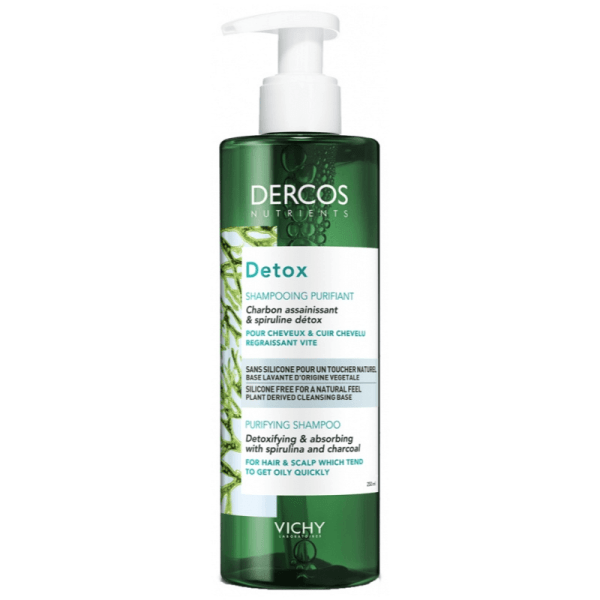 Dercos Nutrients Detox Purifying Shampoo