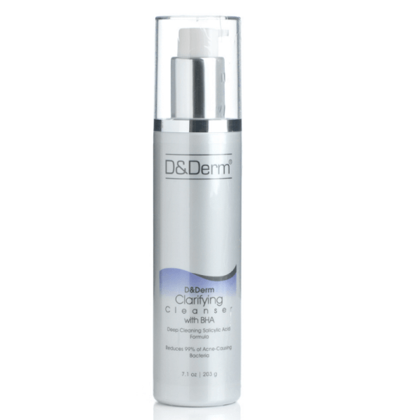 D&Derm Clarifying Cleanser with BHA 200ml