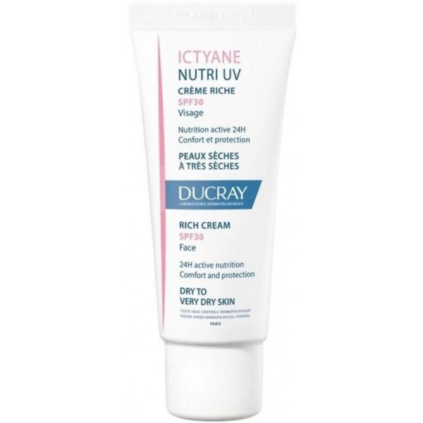 Ictyane Nutri UV Cream