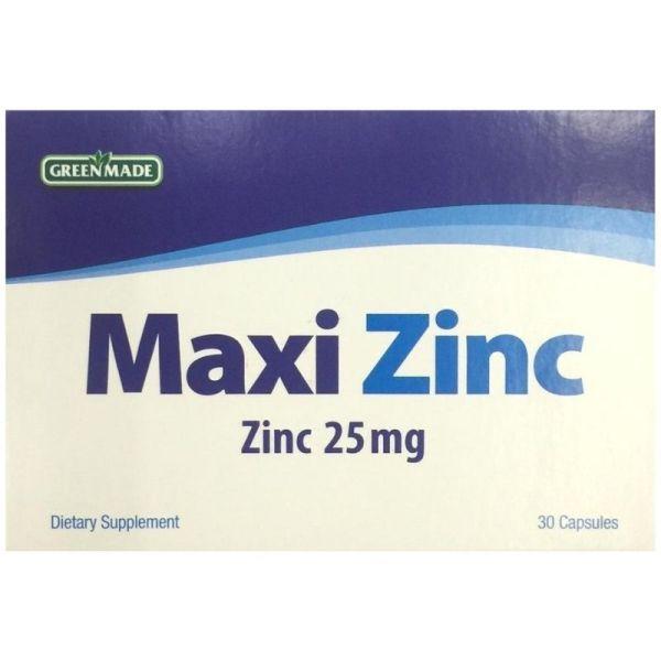 Green Made Maxi Zinc