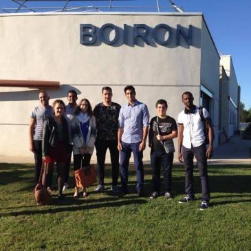 Visite de Boiron – Pérols