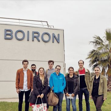 Visite Laboratoire Boiron – 23/04/2019 – Collaboration Objectif Officine