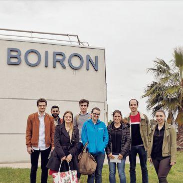 Visite Laboratoire Boiron – 23/04/2019 – Collaboration Objectif Officine