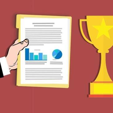 Les 5 lauréats du hackathon « Prévention en santé »