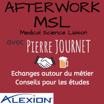 Afterwork MSL – Pierre Journet – 27.01.2020