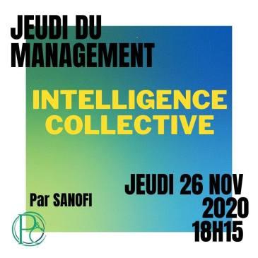 Jeudi du Management : L'intelligence Collective