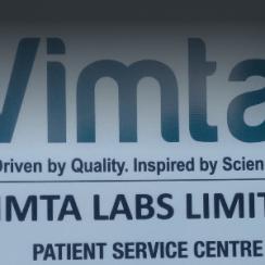 Vimta Labs Hiring B.Sc,MSc Biochemistry for Lab Technician