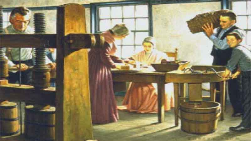 History of Pharmacy: The Shakers and Medicinal Herbs