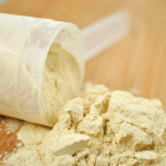 Whey Protein for muscles