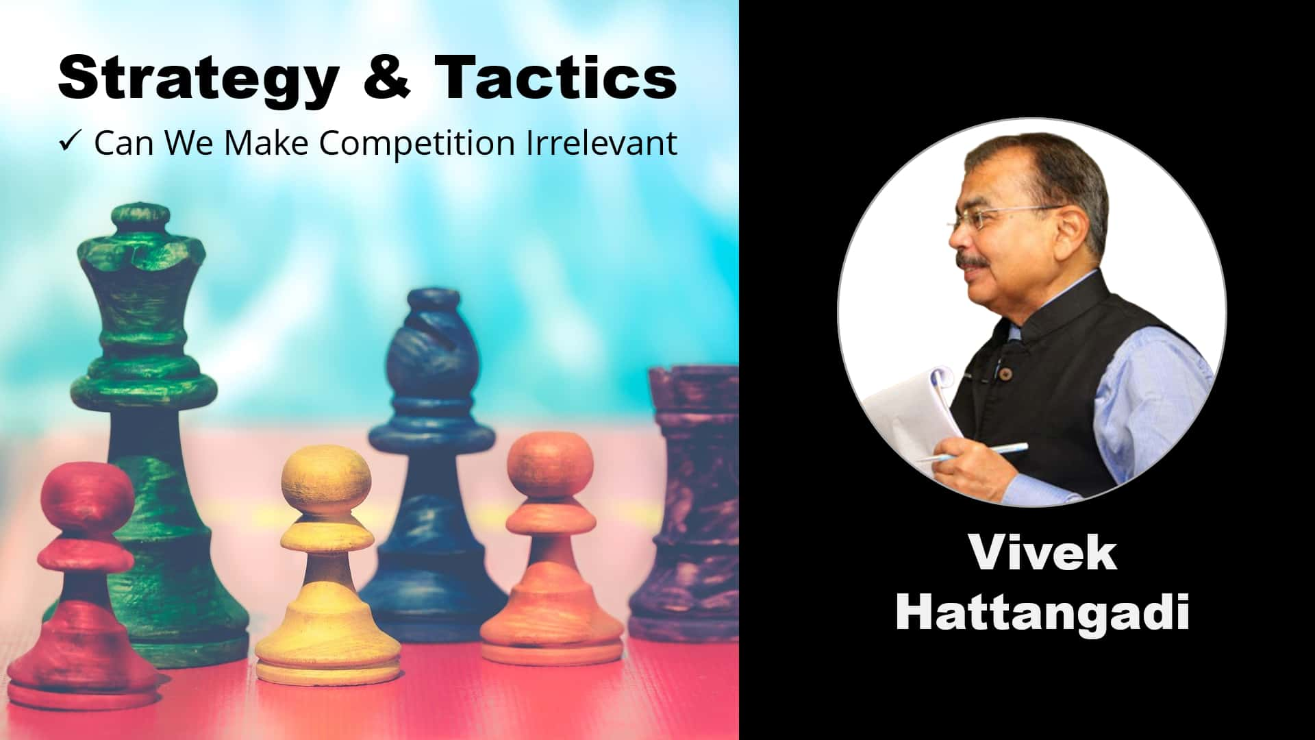 Strategy and Strategy Execution – Can We Make Competition Irrelevant?