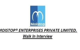 Moistop Enterprises Pvt. Ltd – Walk-Ins for Freshers & Experienced in QA / QC on 8th & 9th Apr' 2021