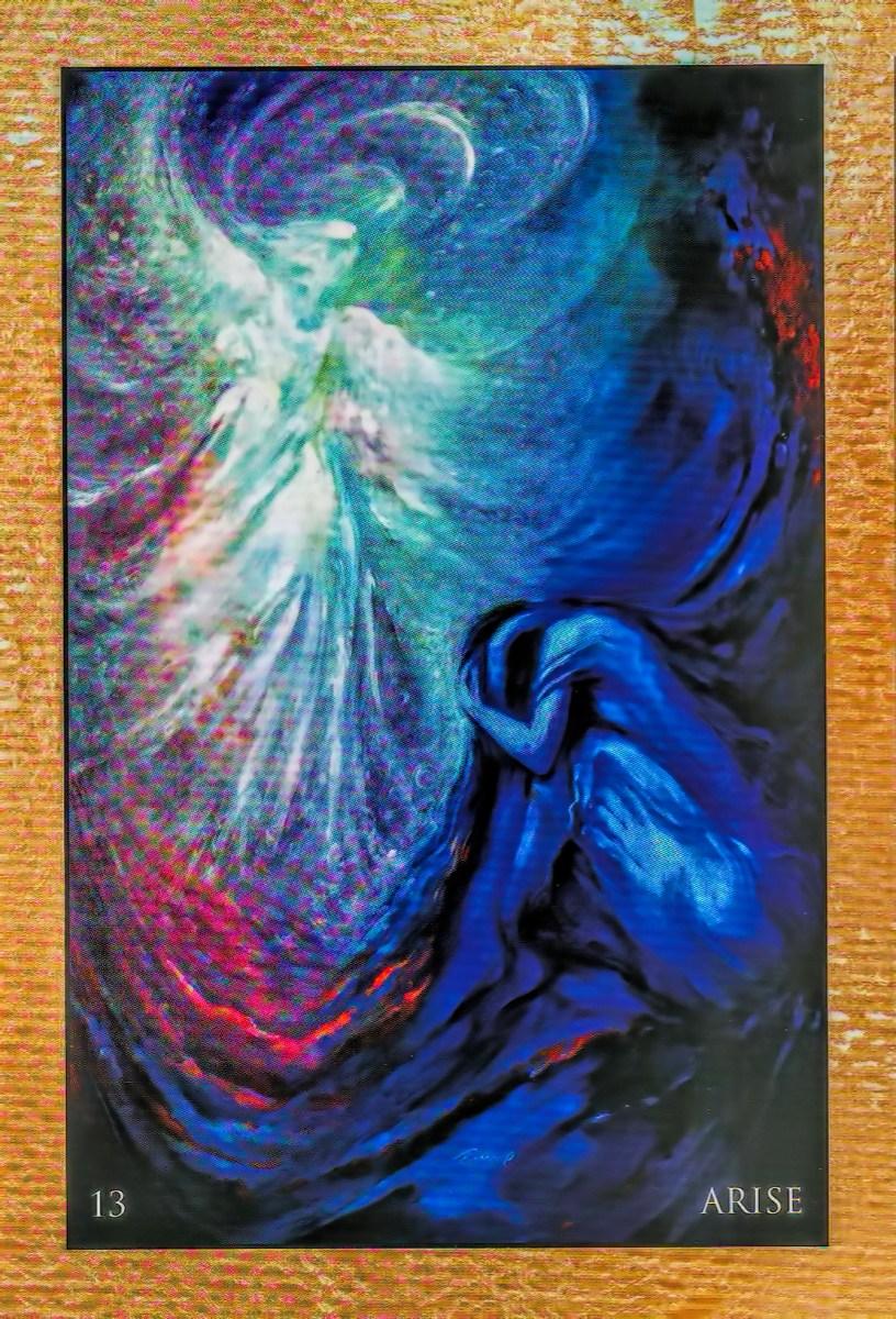 Rumi Oracle Card Aise