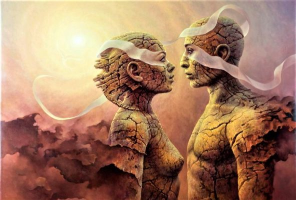 twin flame sacred union