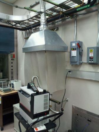 IH Ventilation