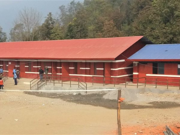 Reconstructing a School- From Three Students Last Year to Eighteen This Year