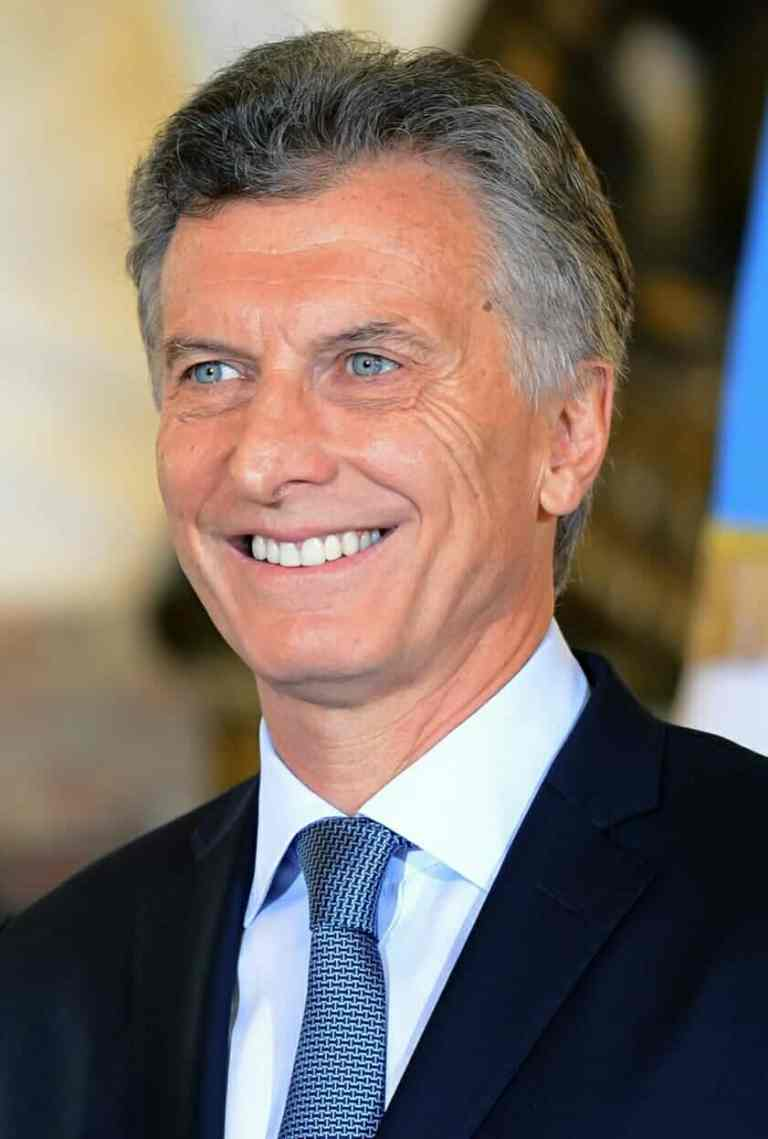 Mauricio Macri 2016