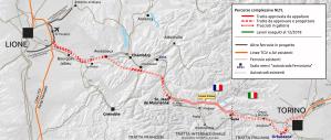 Avanzamento progetto e lavori TAV Torino Lione